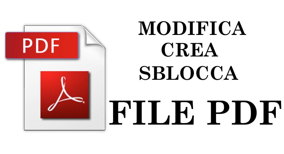 Small PDF: crea, modifica, converti e sblocca i tuoi PDF
