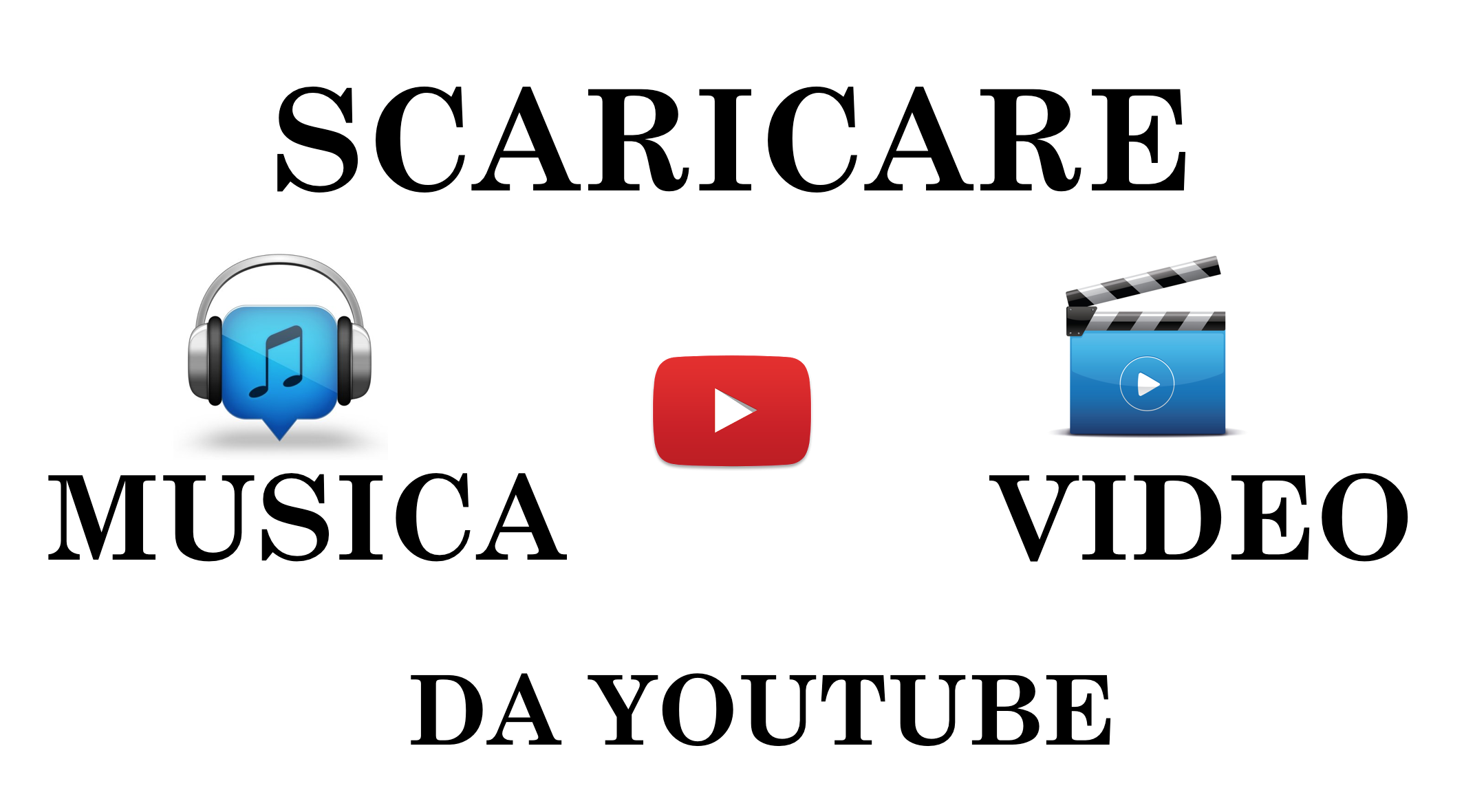 Come convertire e scaricare VIDEO E MUSICA da YOUTUBE