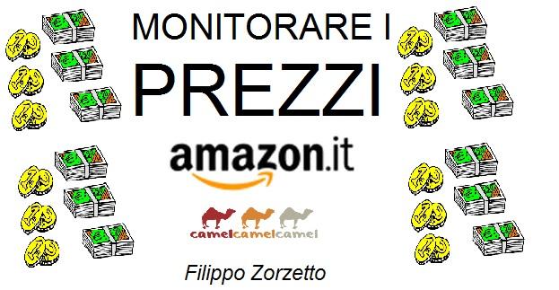 Monitorare il prezzo dei prodotti Amazon